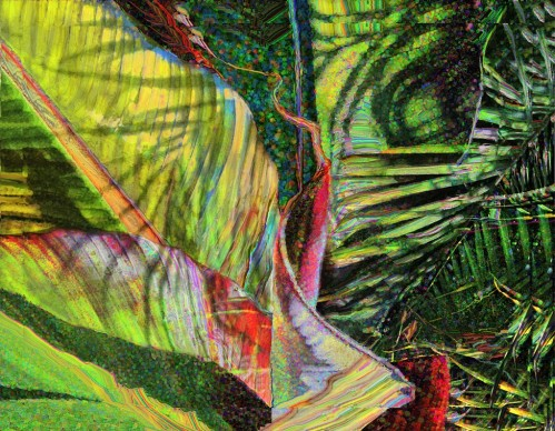 Tropical Abstract 4 28